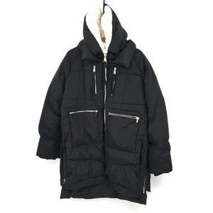 NWT Bagatelle sport Faux Shearling Lined Parka